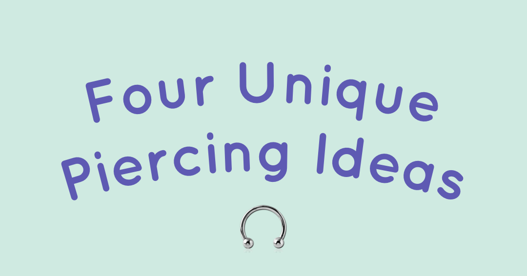 Four unique piercing ideas for National Piercing Day, May 16 - Almost famous piercing
