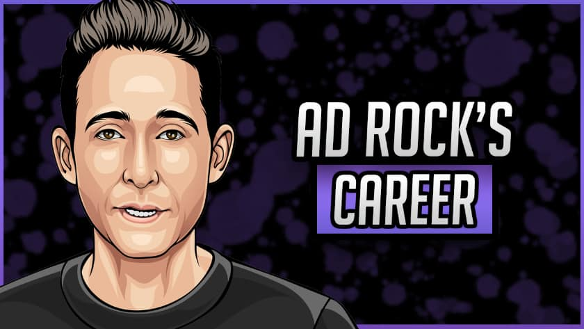 Ad Rock Career