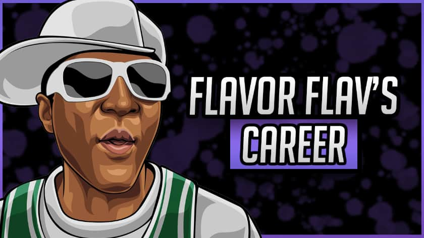 The career of Flavor Flav