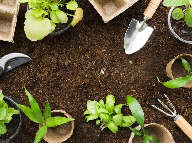Gardening Easier