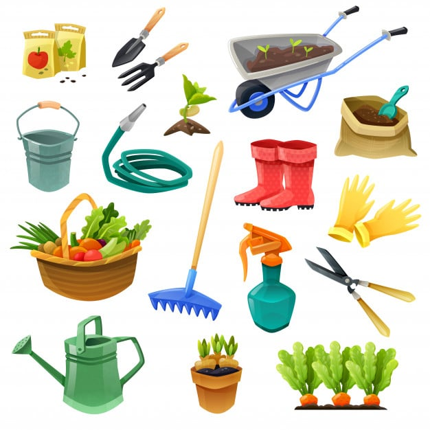 Gardening Tools You Cannot Do Without