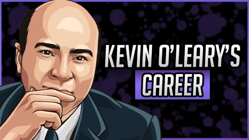Career of Kevin O'Leary