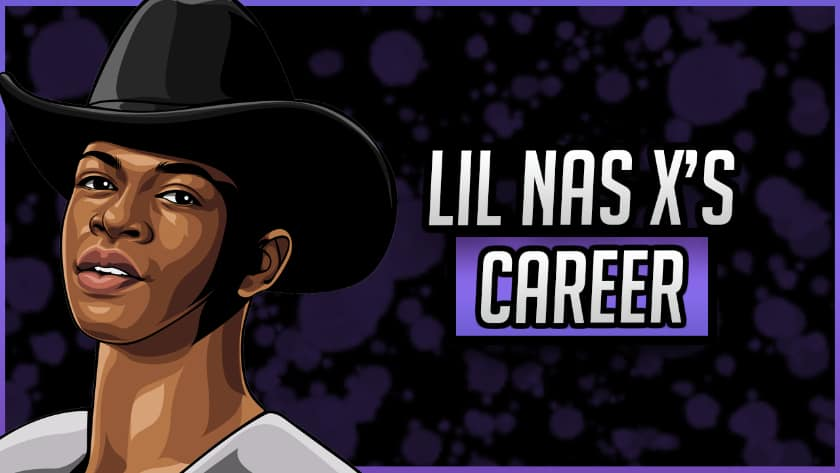 The career of Lil Nas X