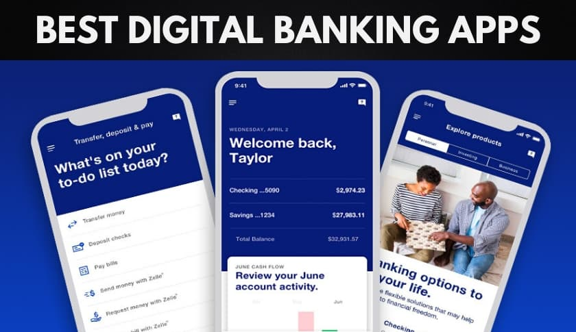 The 10 Best Digital Banking Apps In America (2020)