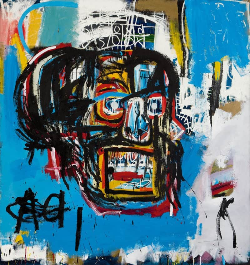 Most Expensive Paintings - Untitled - Jean-Michel Basquiat