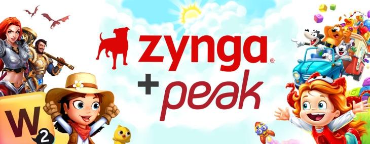 Zynga acquires Turkey's Peak Games for $1.8B