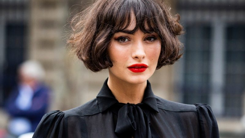How to dry the fringe to perfection: mini practical guide – Tips Clear.it