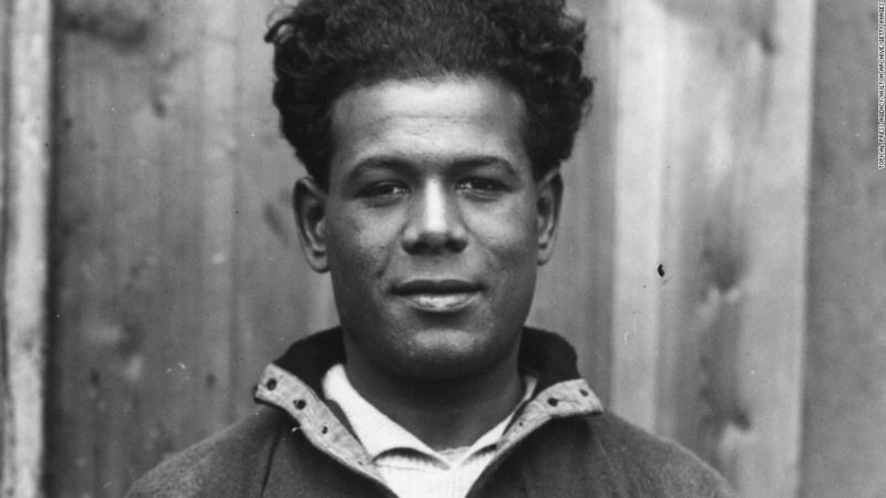 Jack Leslie: Statue campaign launched for pioneering Black footballer
