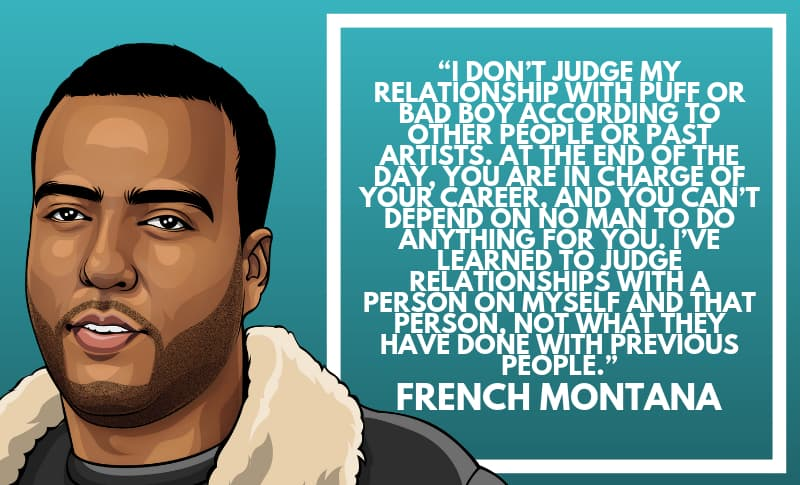 French Montana Picture Quotes 3