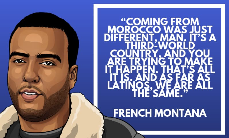 French Montana Picture Quotes 4