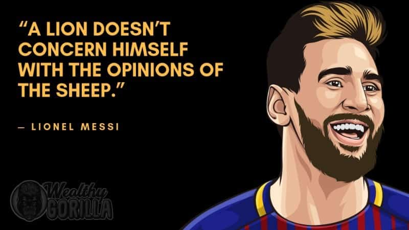 Best quotes from Lionel Messi 2
