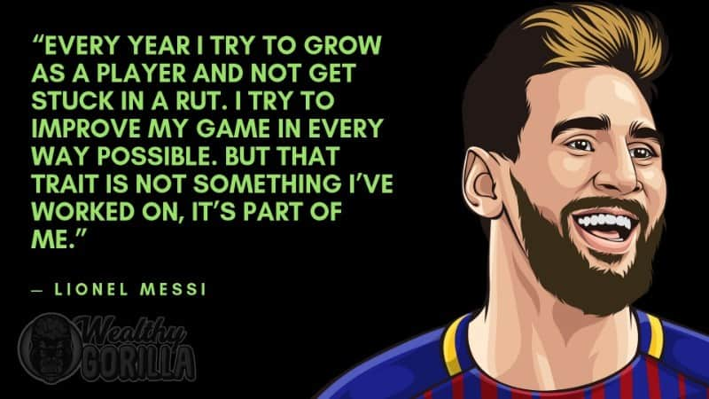 Best quotes from Lionel Messi 3