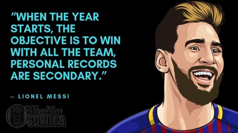Best quotes from Lionel Messi 4