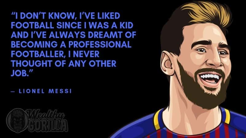 Best quotes from Lionel Messi 7
