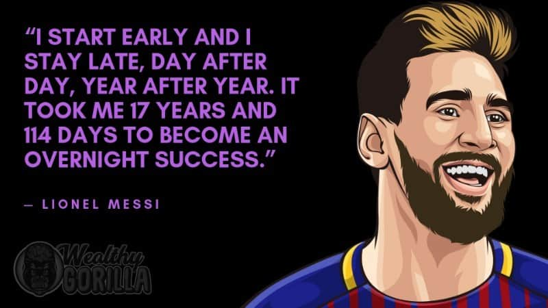 Best quotes from Lionel Messi 6