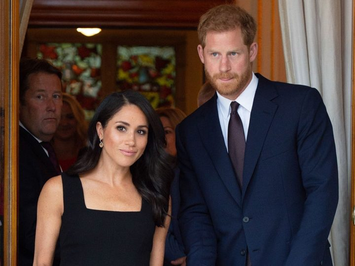 "Meghan Markle accuses the royal family: ""abandoned when I was pregnant"""