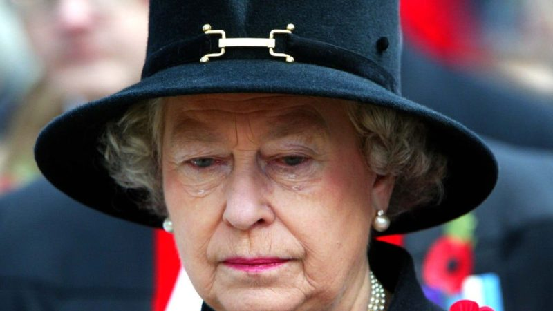 Queen Elizabeth II: the moments when the royal family cried