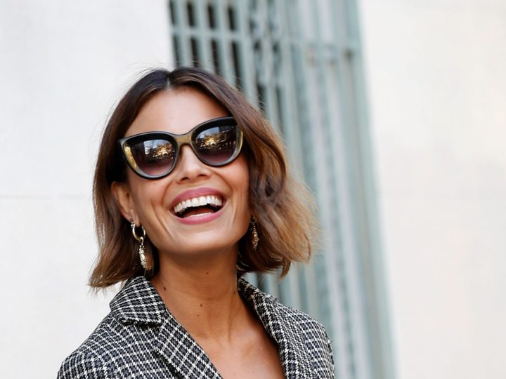 Short wavy hair: the bob of the summer 2020 is the shattered bob