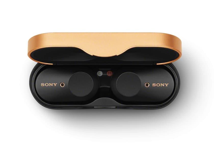 Best Wireless Headphones - Sony WF-1000XM3