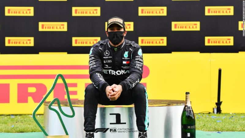 Lewis Hamilton cruises to win in Styrian Grand Prix while Ferraris struggle again