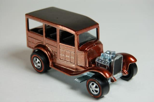 Most Expensive Hot Wheels - 1969 Brown '31 Woody