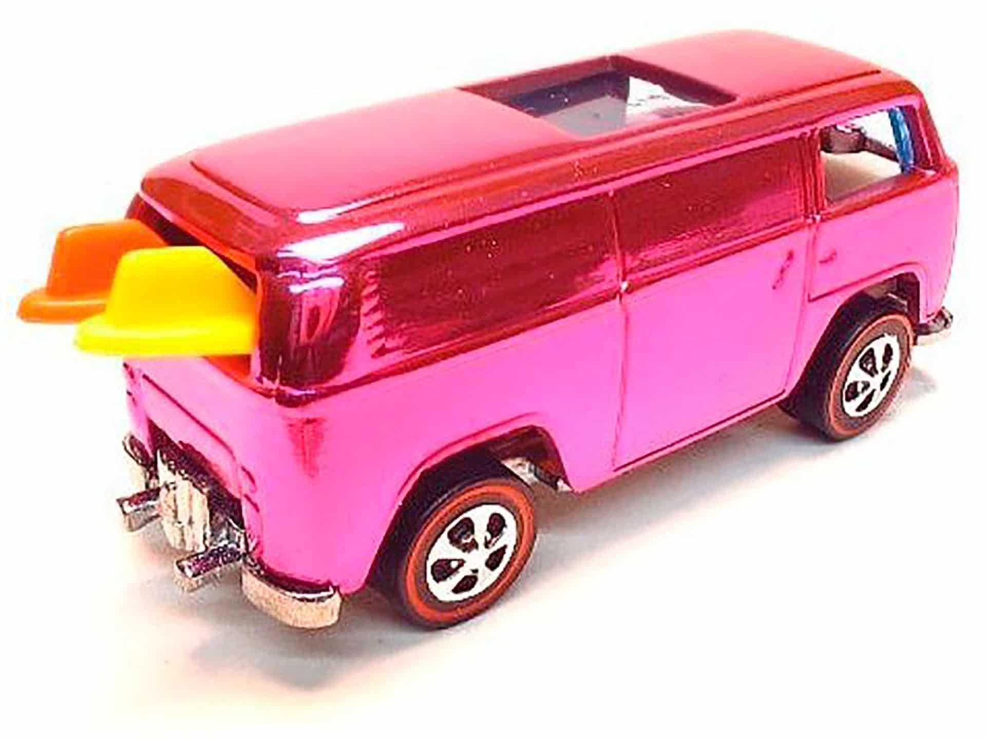 Most Expensive Hot Wheels - 1969 Rose VW Beach Bomb