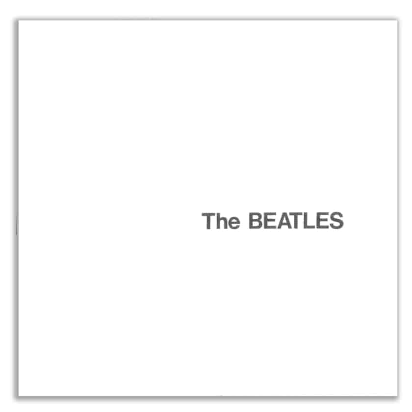 The Most Expensive Vinyl Records - The Beatles- The Beatles (White Album)