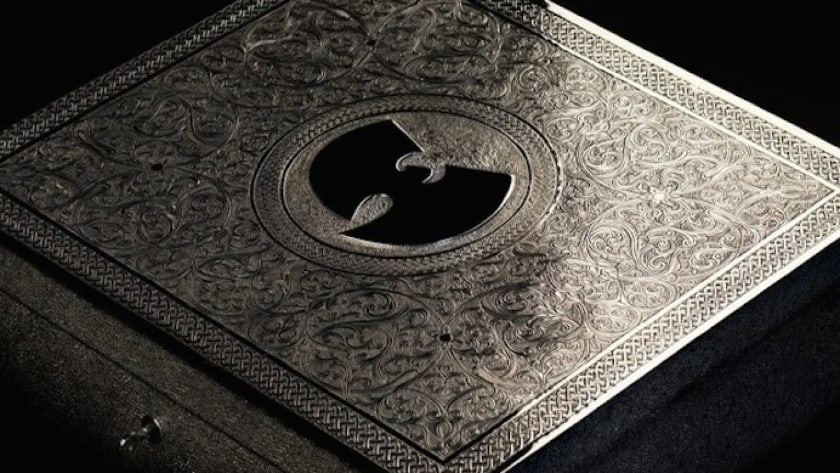 Most Expensive Vinyl Records - Wu-Tang Clan- Once upon a time Shaolin