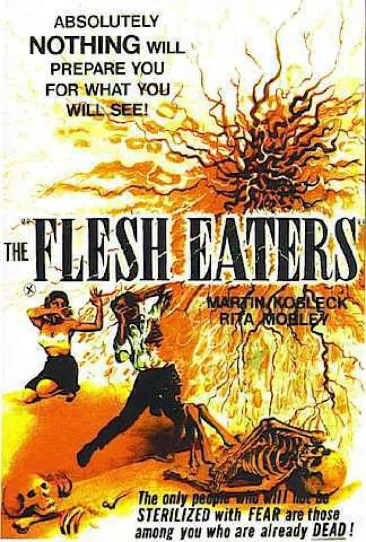 The Most Expensive VHS Tapes - The Flesh Eaters