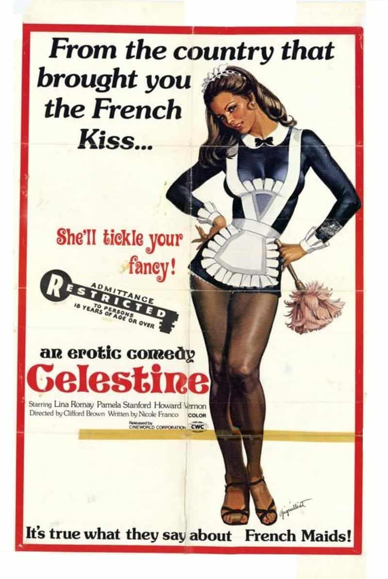 The most expensive VHS tapes - Célestine, cleaning lady at your service