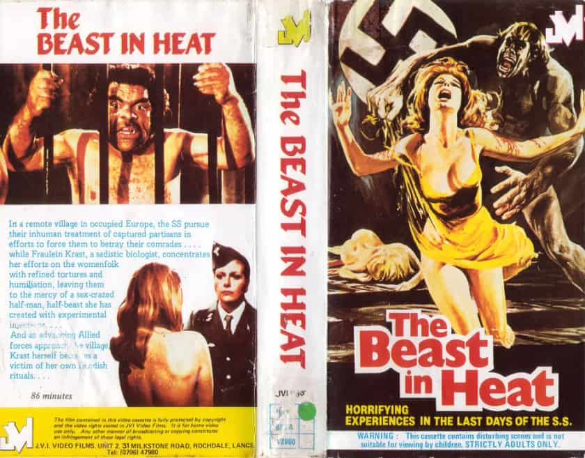 The Most Expensive VHS Cassettes - The Beast in Heat