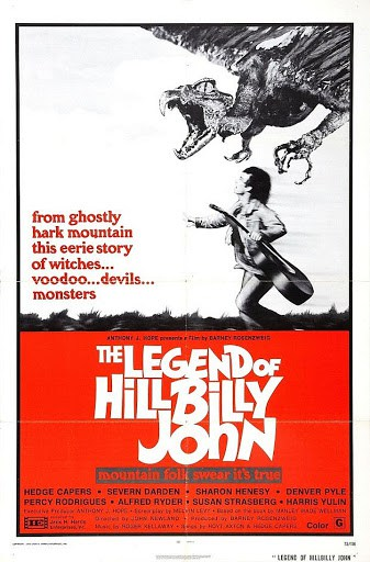 The Most Expensive VHS Tapes - The Legend of Hillbilly John