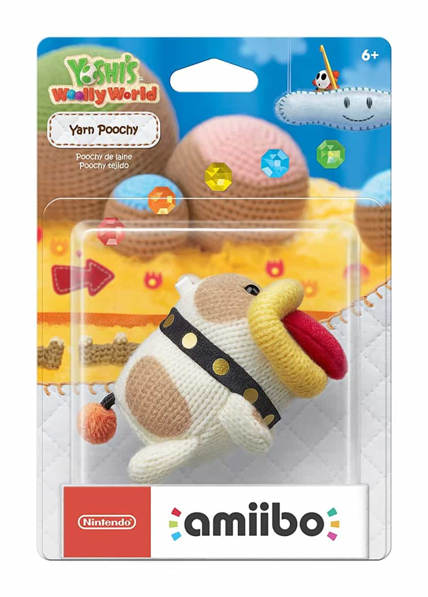 Most expensive Amiibo figures - Poochy