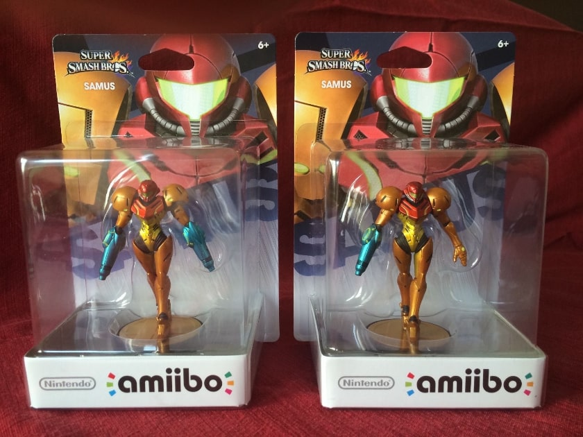 Most Expensive Amiibos - Samus Two Cannons