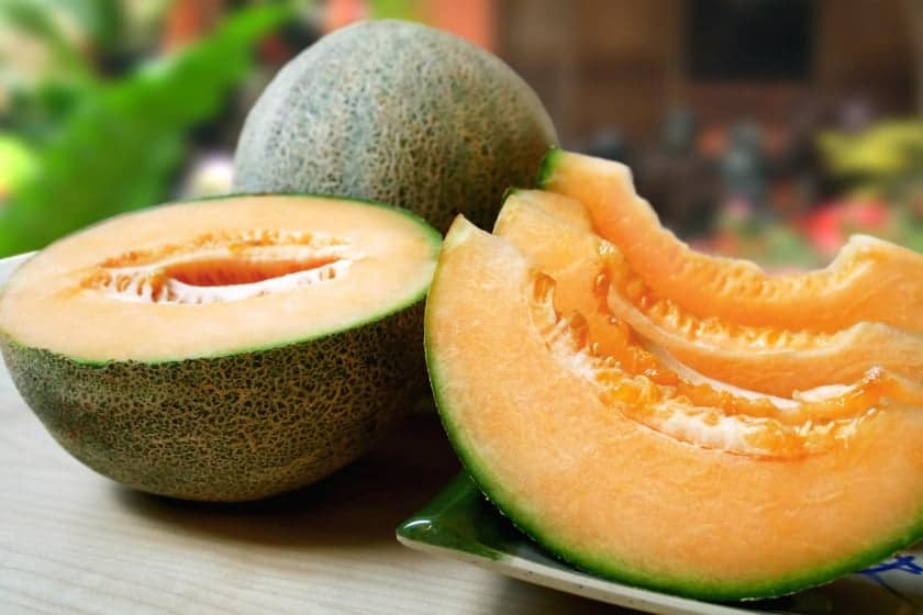 Most Expensive Foods - Yubari King Melons