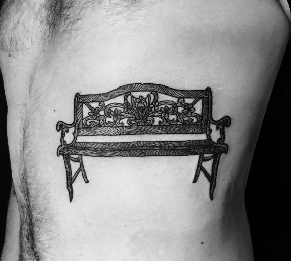 King Of Bones Memorial Tattoos