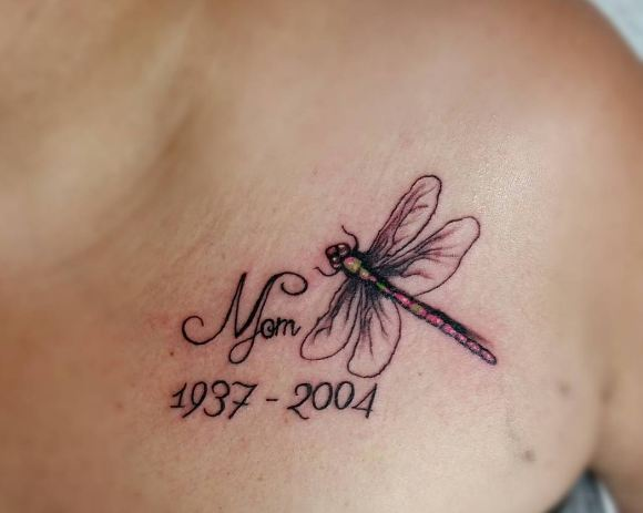 Memorial Tattoos For Grandmom