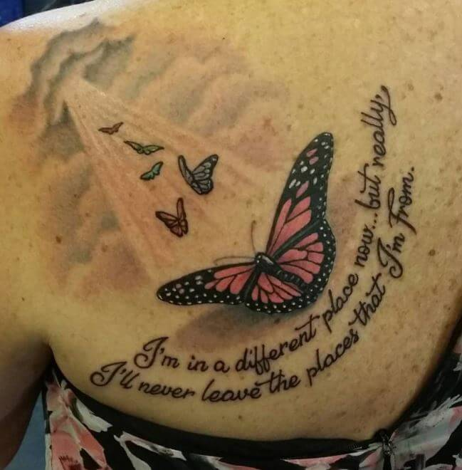 Memorial Quote Tattoos