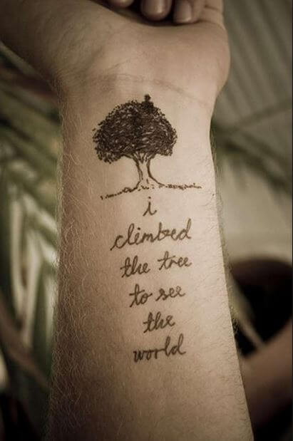 Most Popular Quotes Tattoos Ideas And Designs For Men