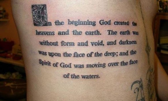 Cool Tattoo Quote