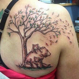 Tattoos With Kids Names For Dad (5)