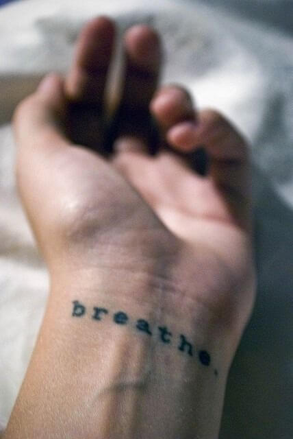 One Word Sayings For Tattoos