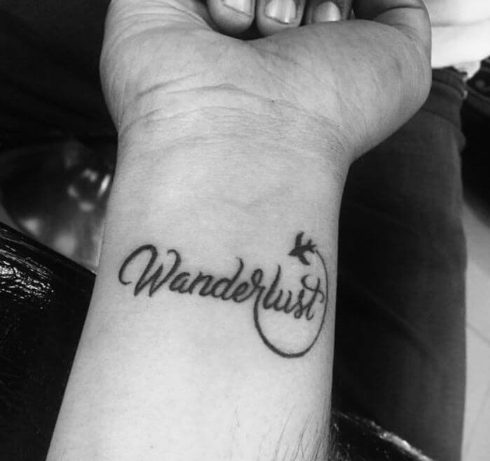 One Word Meaningful Tattoos