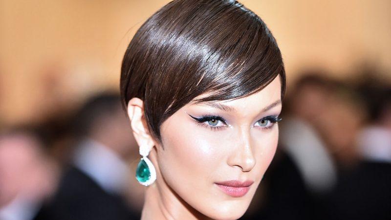 Bella Hadid VS Instagram for the passport of the Palestinian father