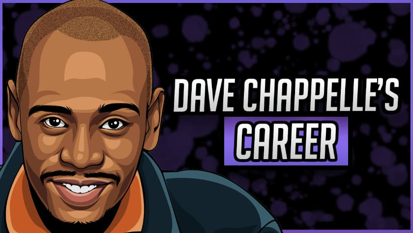 Career of Dave Chappelle