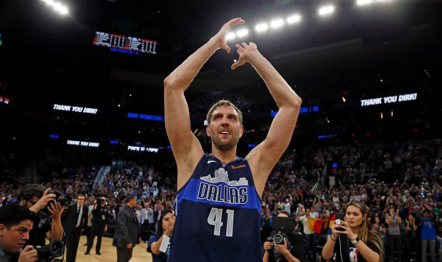 Dirk Nowitzki Saved Millions Of Dollars By Playing In Texas His Whole Career