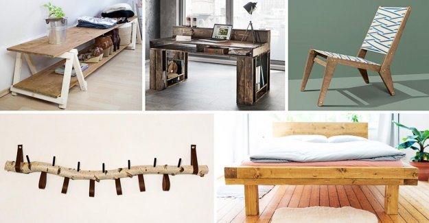 Five Pieces of Furniture