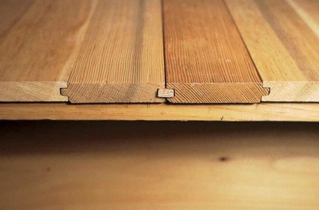 Hardwood Spline