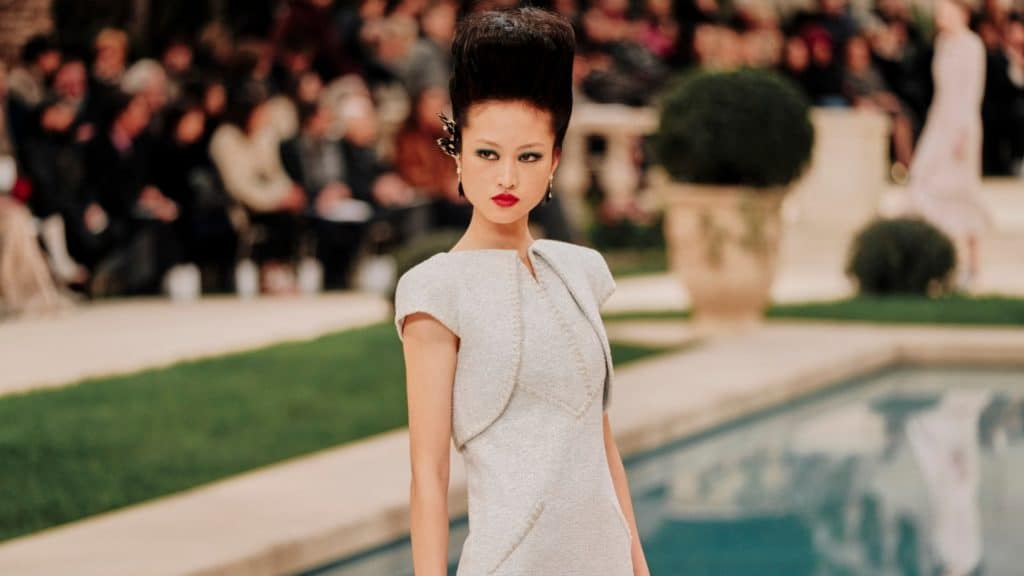 Haute couture goes digital