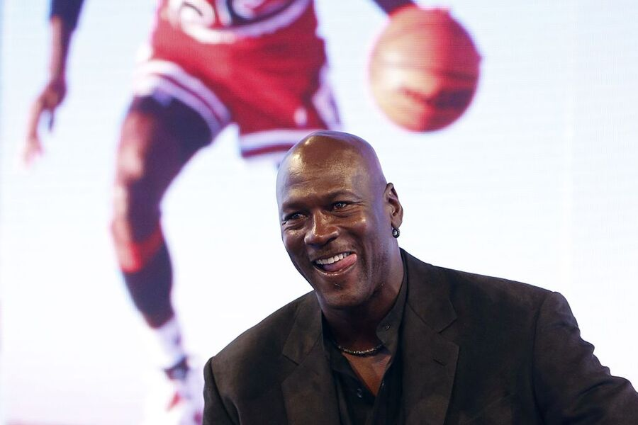 Here's How Much Michael Jordan Earned In Nike Royalties In The Last 12 Months